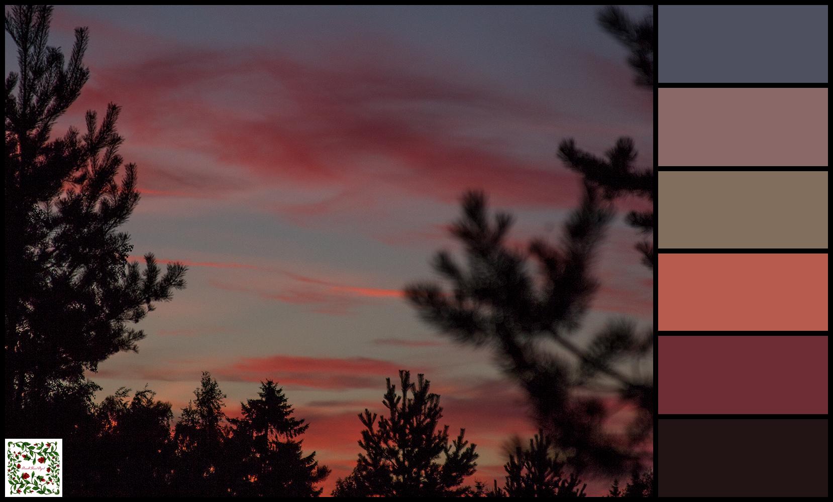 Õhtutaeva palett