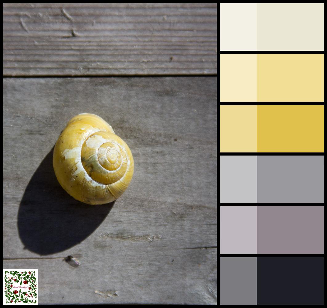 Kollase karbi palett